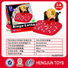 Plastic bingo machine ernie game toy