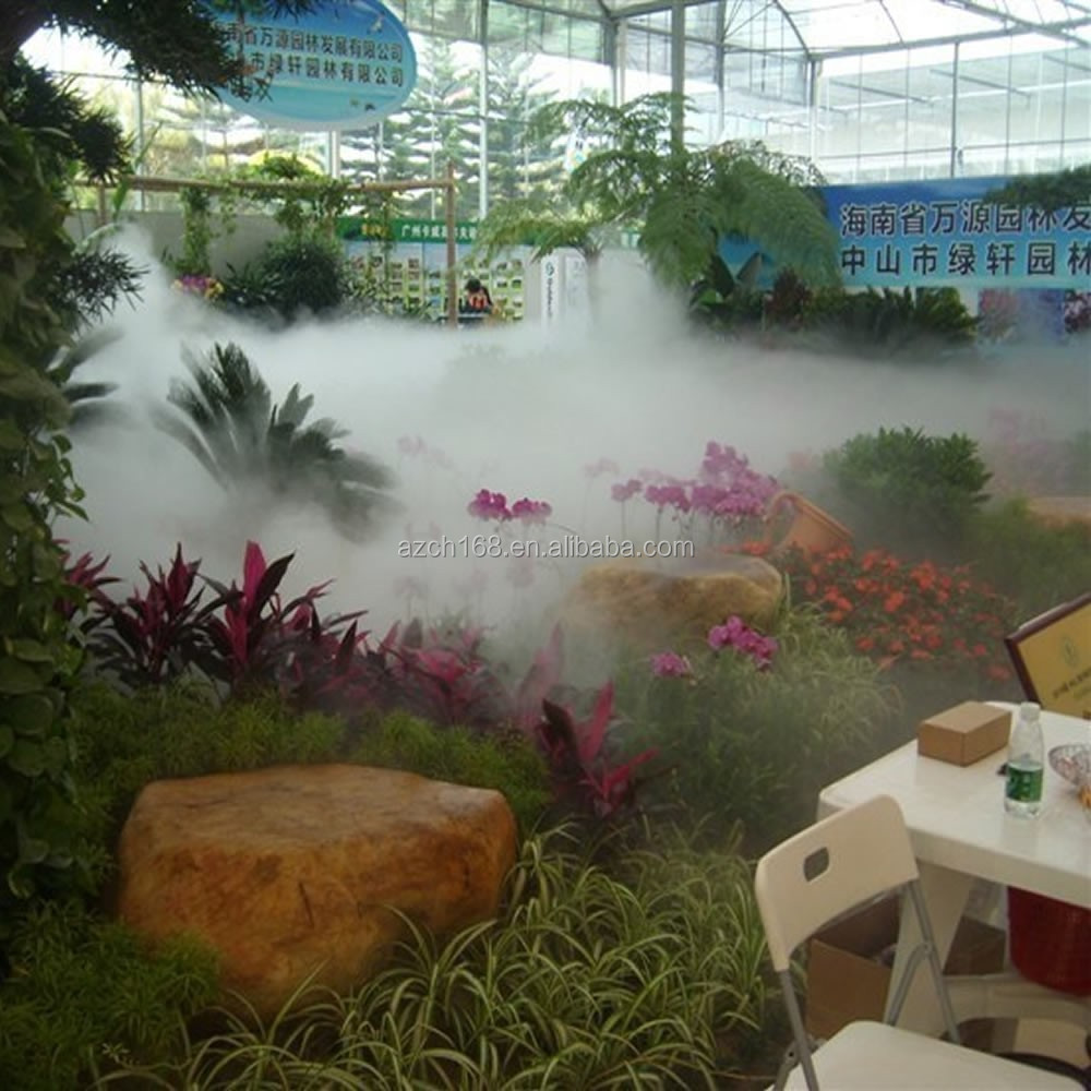 Factory Supply Fog System For Artificial Cold Fog Mist