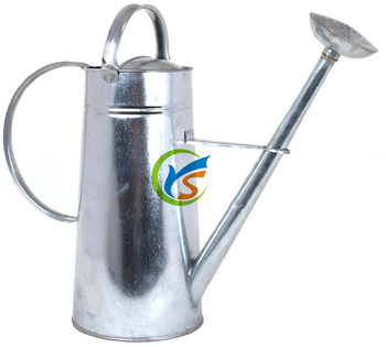 Wholesale Decorative Tall Garden Metal Plant Watering Can