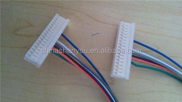 factory price molex picoblade connector 12 pin wiring harness 3-Pin Computer Fan Wiring Diagram 12 pin molex wiring diagram