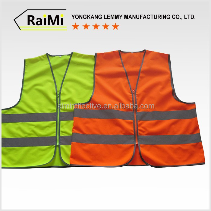 Guaranteed Quality High Grade Trafic Vest