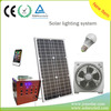 Best Selling Movable Power Source Solar Power Kit for Sale