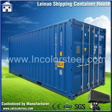 Pre Manufactured container house villa with ISO certification