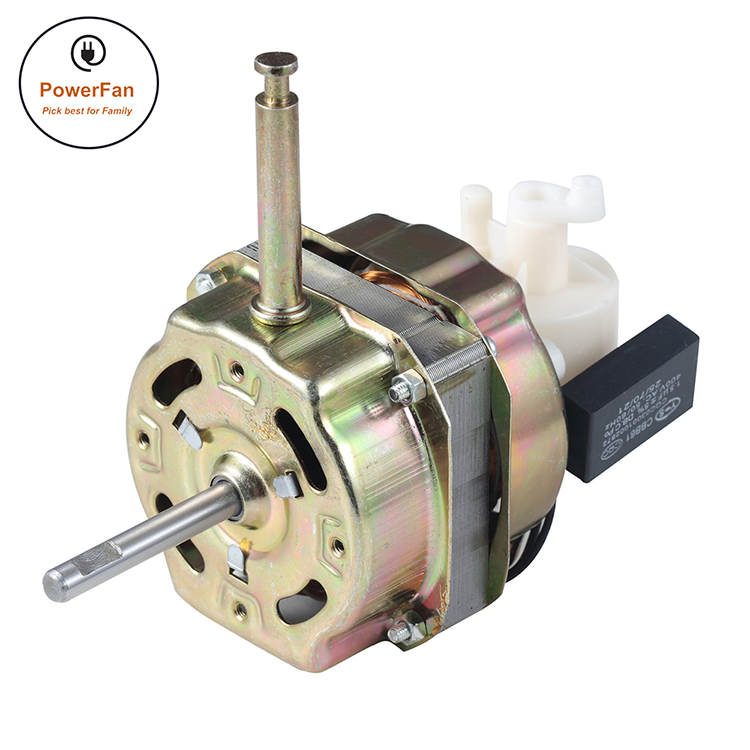 Cheap Price Electric Fan Parts 68w Copper Electric Parts