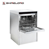 Heavy Duty Restaurant Canteen Commercial Industrial Glass Dish Kitchen Utensil Washing Machine