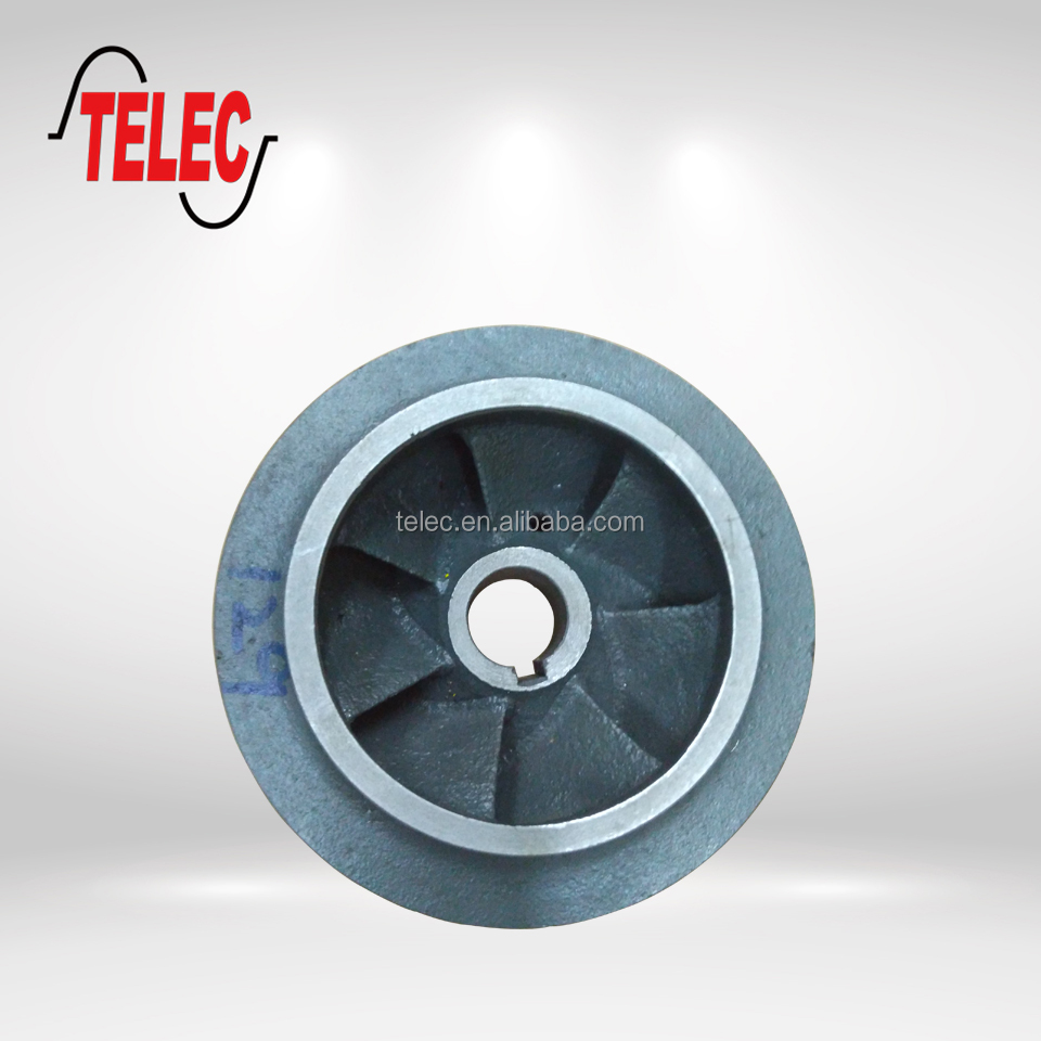 cast iron centrifugal water pump impeller
