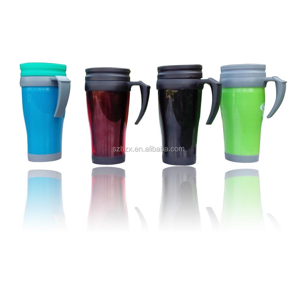 Plastic Coffee Travel Mugs For The Car