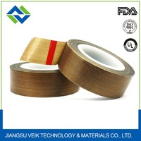 Reused Teflon PTFE coated adhesive tape with double side coating