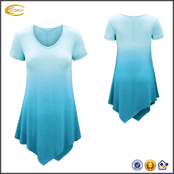 b140338dfff Ecoach new arrival super soft 95%rayon 5% spandex all over tie dye Ombre