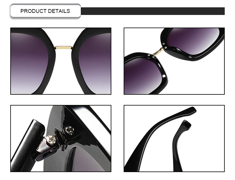 Fuqian Top fast track sunglasses for business-8