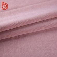 China factory wholesale cotton rayon polyester jersey fabric for garment