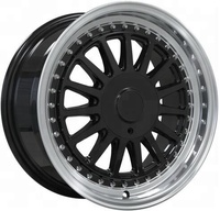 New Japan design replican jwl via 6x139.7 4x4 suv car aluminum wheel rim