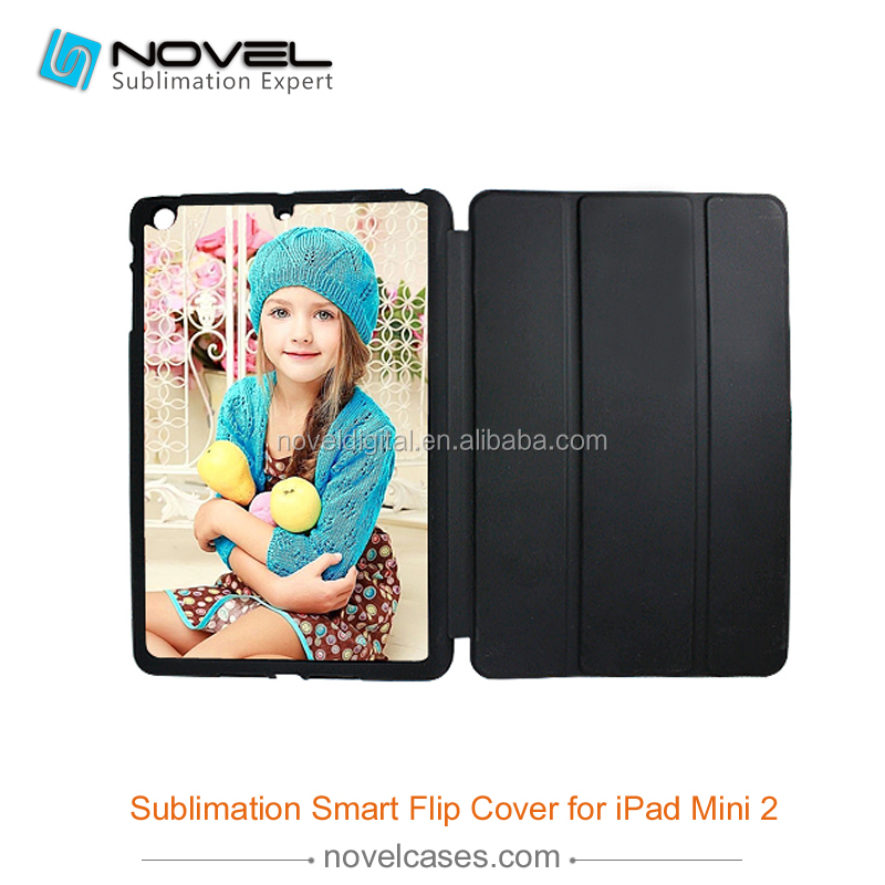 Blank Sublimation Smart Tablet Cover For iPad MINI 2
