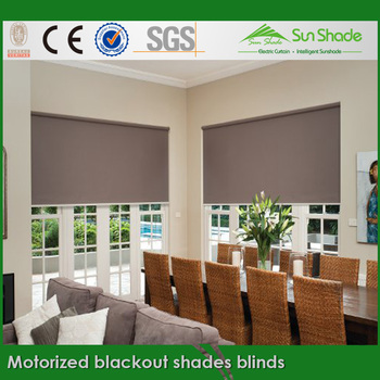 motorized blackout shades. Dooya And Raex Motor Motorized Blackout Shades Blinds O