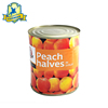Good Quality Canned Peach Halves In Syru ,canned Yellow Peach Halves