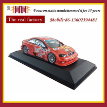 1/43 race metal model car kits for collectible