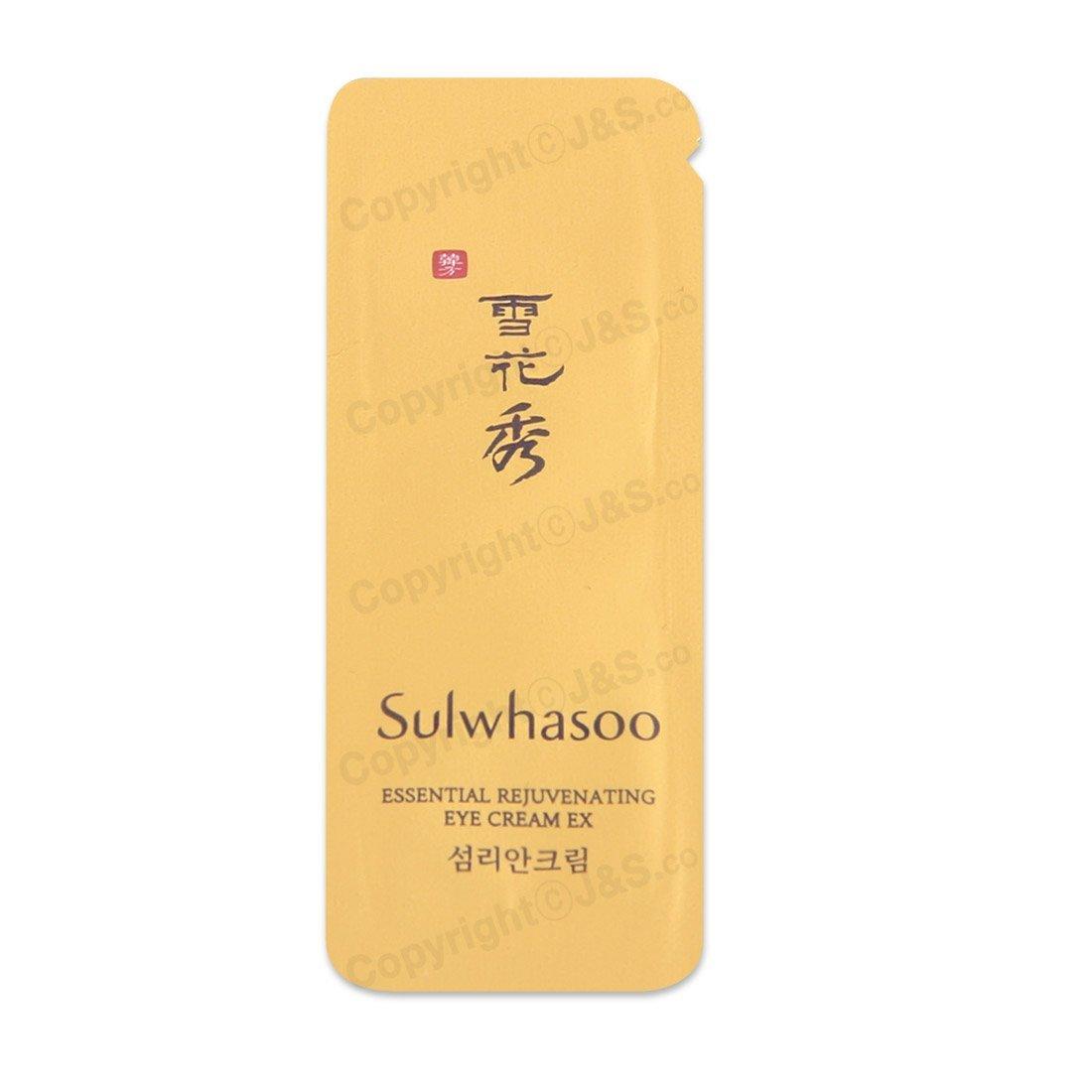 30pcs X Sulwhasoo NEW Essential Rejuvenating Eye Cream EX 1ml