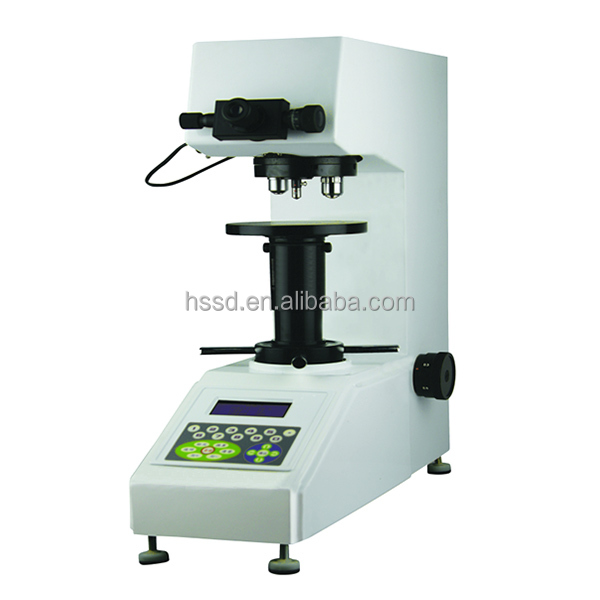 HV-5/10/30/50 Analog eyepiece Manual Turret Digital Vickers Hardness tester