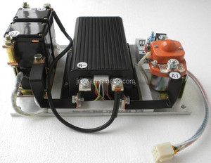 4KW Electric Vehicles DC Motor Control