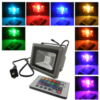christmas outdoor light color change rgb 30w latest led flood light ce rohs approved zhongshan