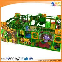 Guangzhou hot soft indoor playground play toy entertainment