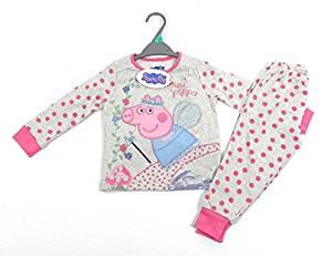 Buy 2 Peppa Pig Girls Pyjamas Pajamas For Toddler 12 18 Months In