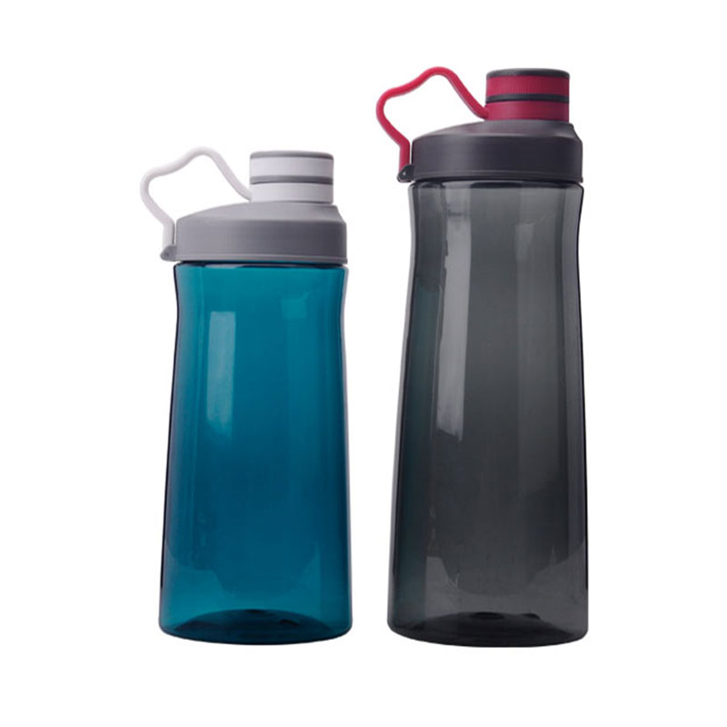 1600ml/1200ml new design water drink bottle with jump lid