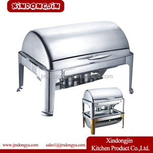 723KD Hotel Food Warmer Buffet Server Bain Marie Chafing Dish