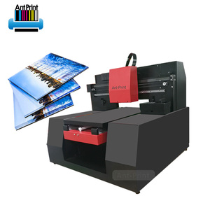 AntPrint print image on phone case auto ink pump card printers special cylinder printing cheap uv printer