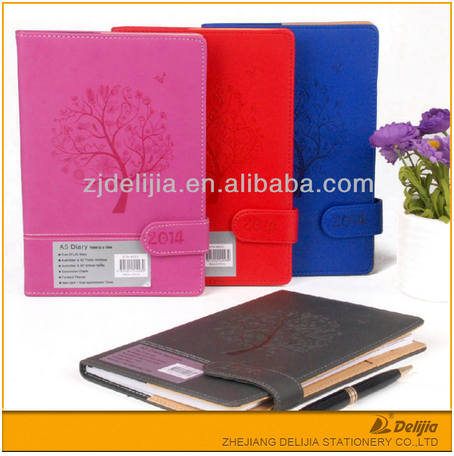 Great material Manufacturer soft cover leather address book