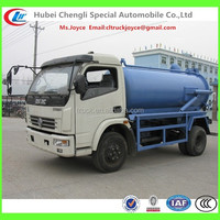 Dongfeng Dlk Vacuum Tank Truck