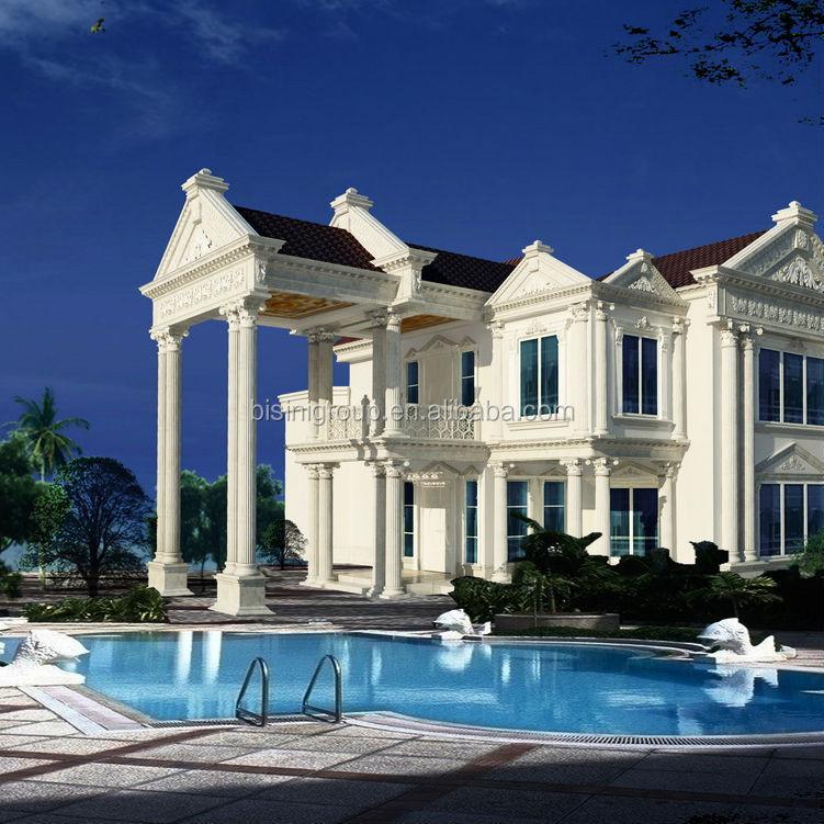 Bisini Modern House Design (b06-100001)