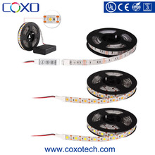 COXO New Products 5V SMD 5050 Flexible Rechargeable Battery Powered Mini Led Strip Light