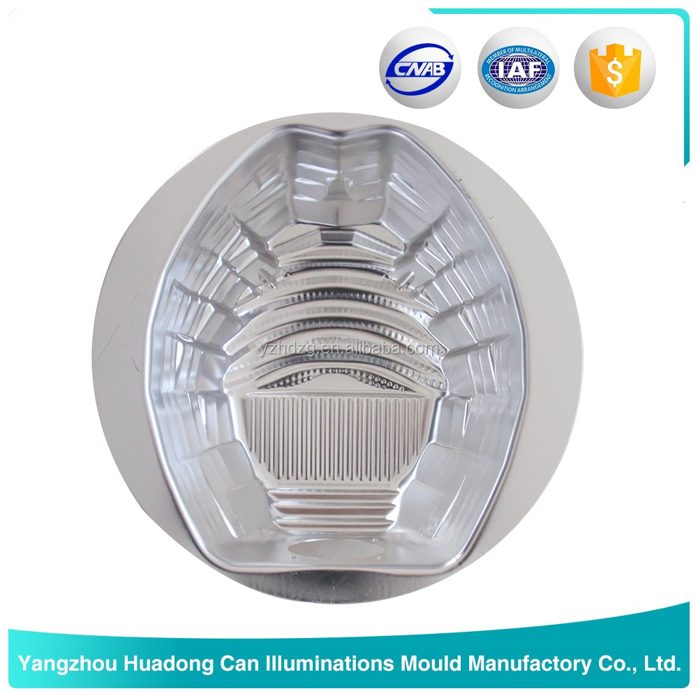 Anodized Aluminium street light outside universal Light reflector lamp shade
