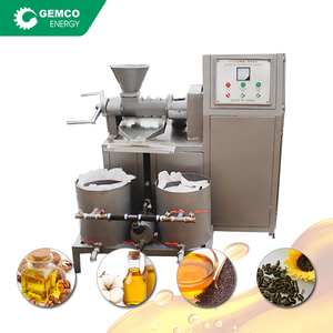 Multi-functional and low price avocado cottonseed sunflower oil extraction machinery
