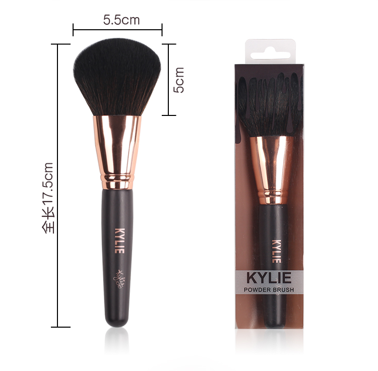 Makeup Brush by Kylie Jenner Synthetic Hair 1pc Kylie makeup brush