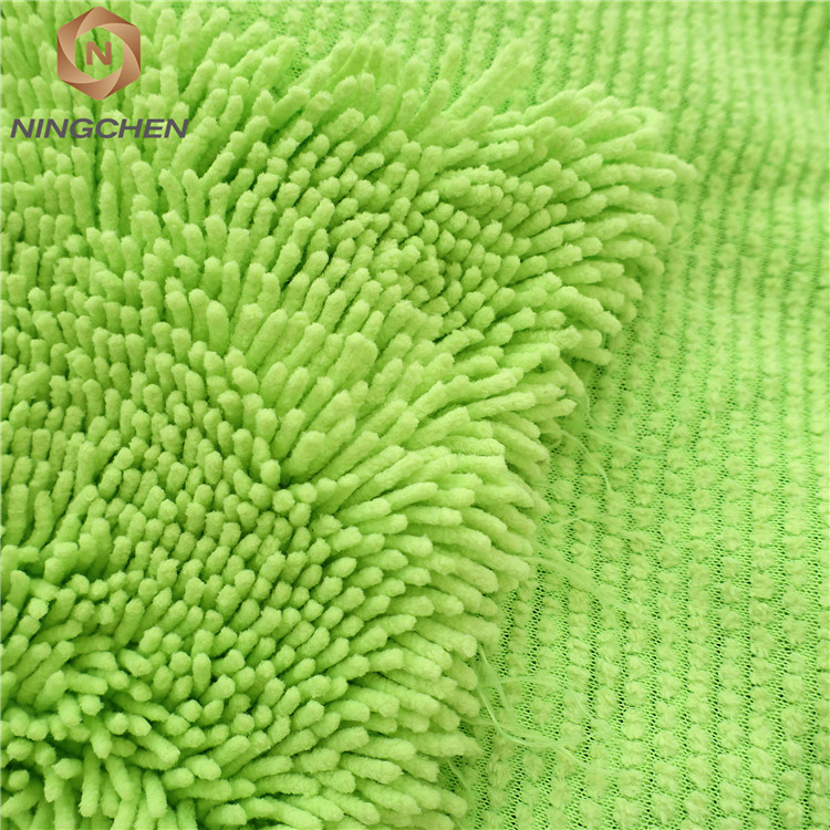 hot sales chanille fabric Factory Manufacture Chenille fabric/shaggy rug fabric