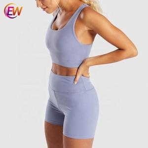 Wholesale Oem Plus Size Gym Women Workout Clothing Sets