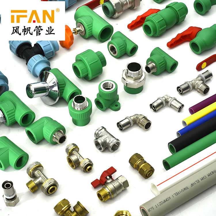 Ifan Factory Ppr Aluminum Multilayer Pipe With All Sizes Plumbing Fittings  Names And Pictures Pdf - Buy Ppr Pipe,Ppr Plastic Pipe,Ppr Names Pipe