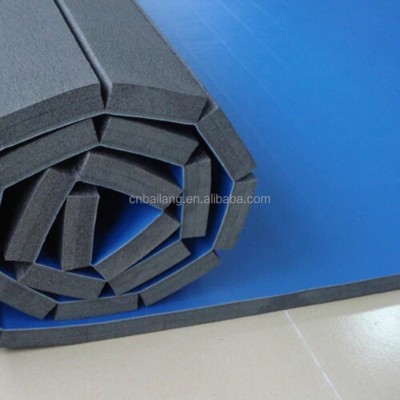 Fashionable High Quality PVC Roll Mat фото