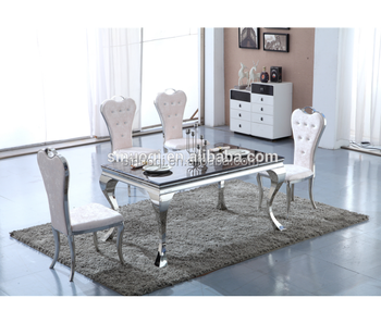 Hot sale simple dining room furniture marble dining table set kitchen table set dinner table with  sc 1 st  Alibaba & Hot Sale Simple Dining Room Furniture Marble Dining Table Set ...