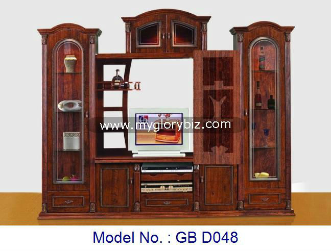 Model Meuble Salon En Bois : en bois designs-Meuble T?l?-ID de produit:145331383-french.alibaba