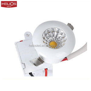 28mm cutout 12v 110v 220v 1w cob mini led spot down light
