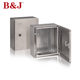 B&J Wholesale Waterproof Stainless Steel Enclosure Electrical Distribution Box