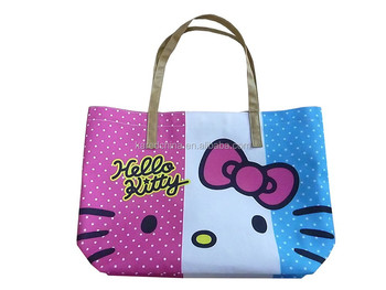 Design Top Fabric Shopping Bag Cute Bag Brand Handbag To Japan ...