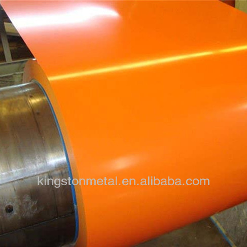RAL9011/3011/8004 Hot sale ppgi steel with different color coated steel coil China