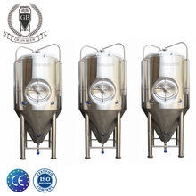 Stainless Steel Beer Fermenting Container Cellar Tanks