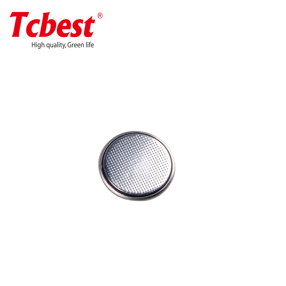 CR2016 Button Battery 3.0V for pacemakers, hearing aids electronic counter/