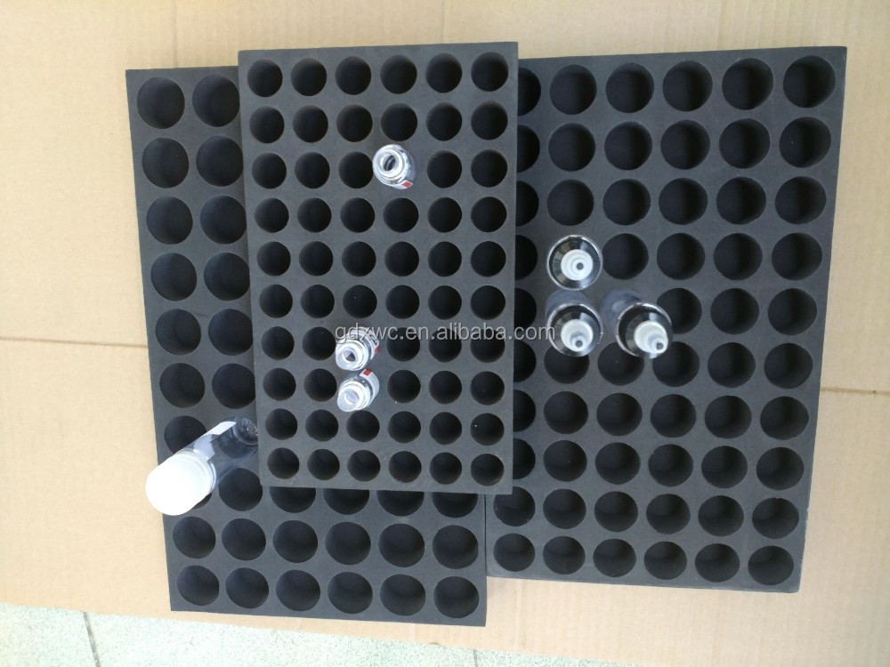 Ethylene Vinyl Acetate Package Box Custom Epe Polyurethane
