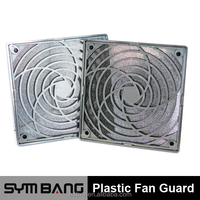 plastic Fan guard wall exhaust fan covers (f120)